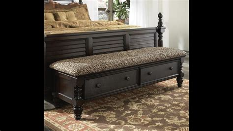 bedroom benches youtube