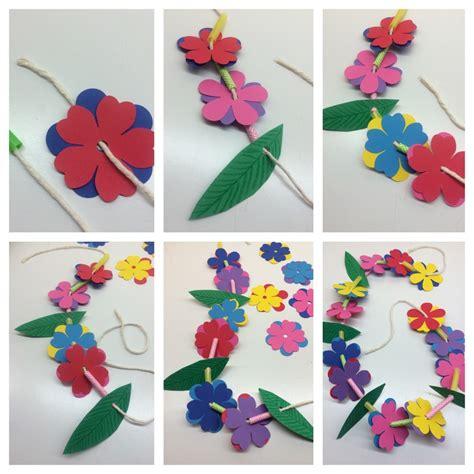 hawaiian craft ideas craft for hawaiian grass crown 2162