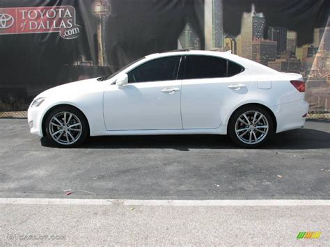 white lexus is 250 2008 2008 starfire white pearl lexus is 250 11040184