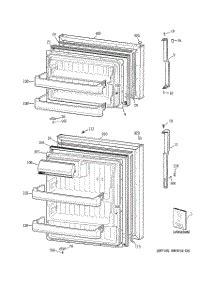 parts  ge gtsbbserbb refrigerator appliancepartsproscom