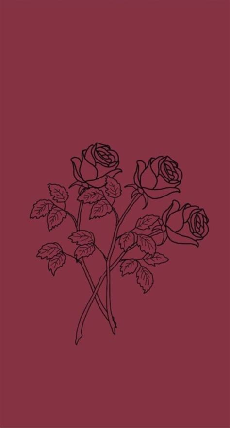 roses wallpaper follow for more aesthetic edgy