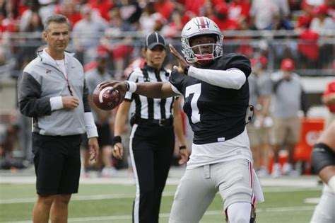 Big Ten newsmakers: Dwayne Haskins makes his Ohio State ...