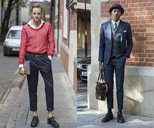 British Street Style Men images