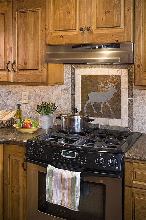 backsplashes for kitchen best 25 log home kitchens ideas on 1441