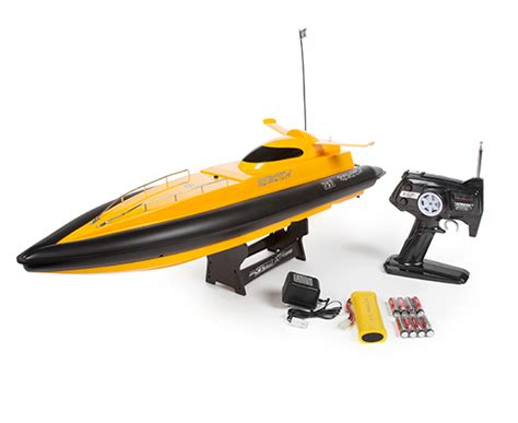 1 16 Rc Boat by Newqida Tracer 2 32 Inch 1 16 Rtr Electric Rc Boat