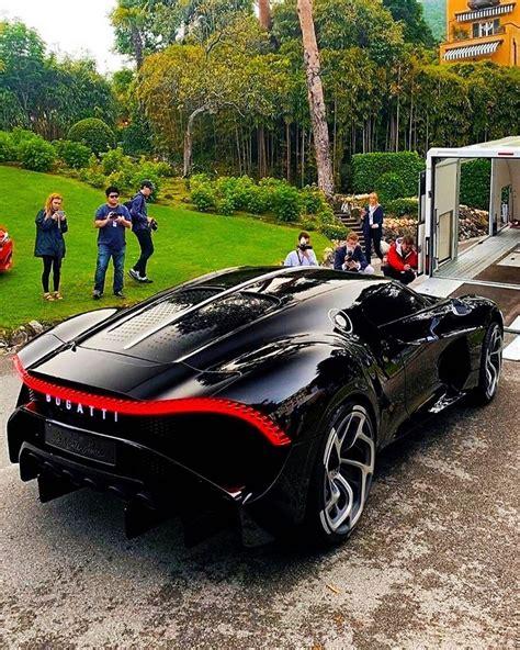 We don't really need to explain bugatti to you, do we? 1of1 Bugatti La Voiture Noire at Lake Como ? #cars247 ?: @horsepower_hunters #bugatti #lavoit ...