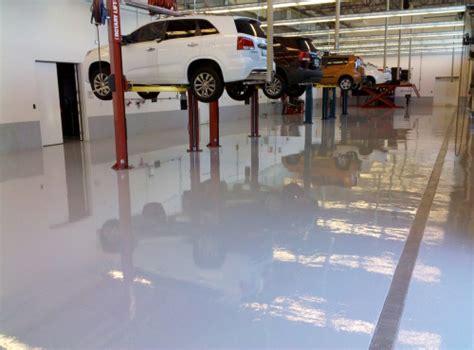 garage floor paint process epoxy flooring houston commercial residential metallic epoxy floors