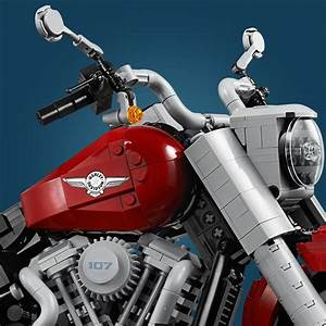 Presenting The 10269 Lego Harley