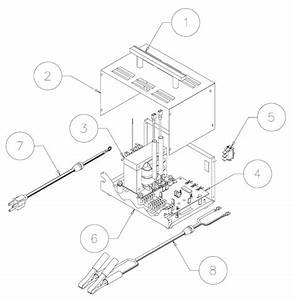 9410a Associated Battery Charger Parts List