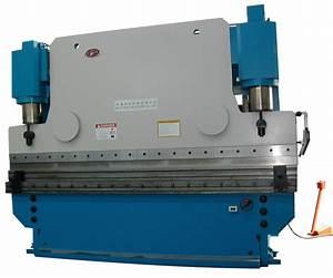 Manual Brake Press Machine 400t Hydraulic