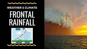How Frontal Rainfall Is Caused