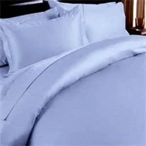 light blue twin duvet style comforter set 100 cotton 550 thread count free shipping