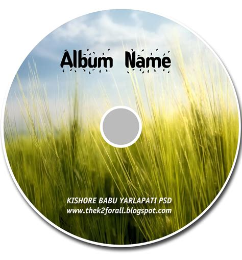 photoshop karizma album  cd templates  psd