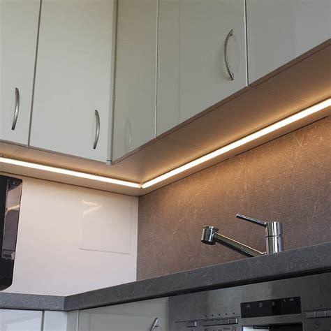 Küchen Unterbauleuchte LED warmweiß