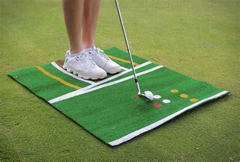 golf practice mats pitch golf mat