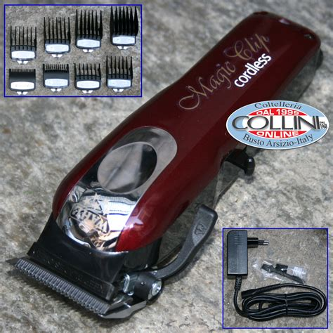 wahl  star series cordless magic clip professional hair clippers