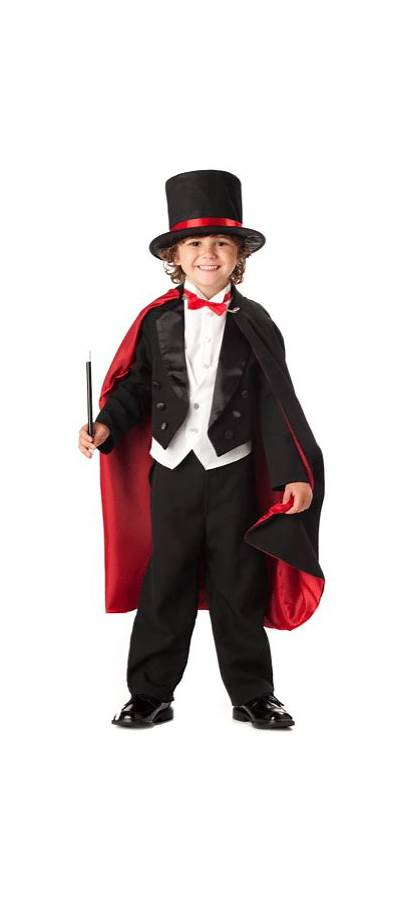 Magician Costume Costumes Boys Boy Magic Homemade