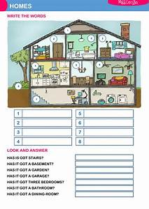 The House Interactive Worksheet