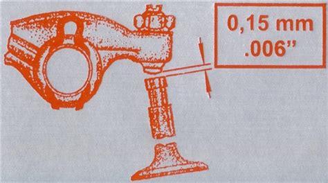 valve adjustment sticker fits  fan shroud  beetle