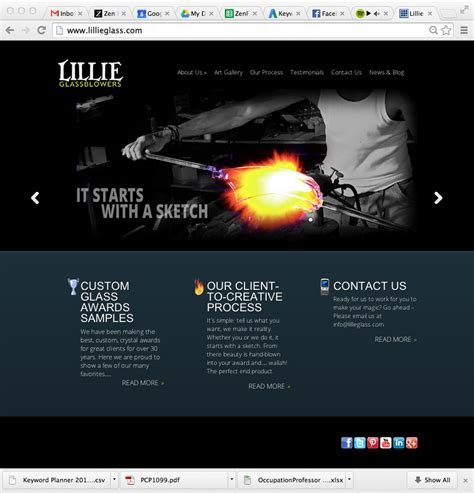 digital marketing websites zen fires digital marketing web design portfolio zen