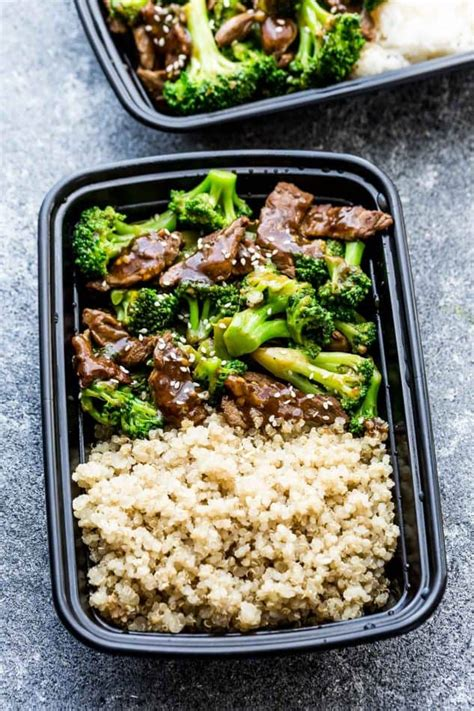 healthier    meal prep recipes