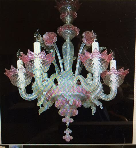venetian glass chandelier vintage venetian glass chandelier collectors weekly