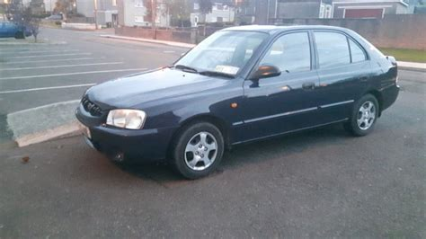 2002 Hyundai Accent For Sale by 2002 Hyundai Accent For Sale In Arklow Wicklow From
