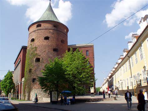 Pulvertornis - Smilšu iela, Rīga   The Powder Tower in ...