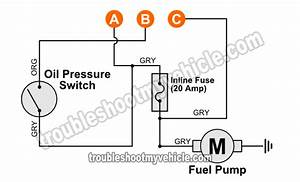 94 Chevy Pickup Fuel Pump Wiring Diagram