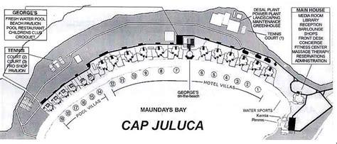 resort map floor plans cap juluca anguilla british
