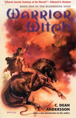 warrior witch bloodsong saga    dean andersson