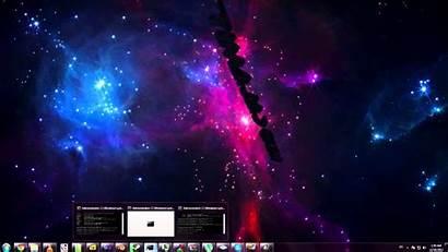 Windows Galaxy Pc Wallpapers 3d Desktop Animated