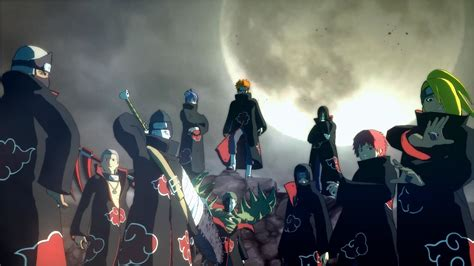 Akatsuki Naruto HD Wallpapers Backgrounds Wallpaper in