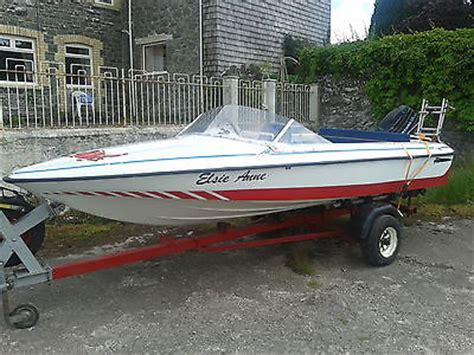Speed Boats For Sale Uk by 13 Ft Fletcher Speed Boat Boats For Sale Uk