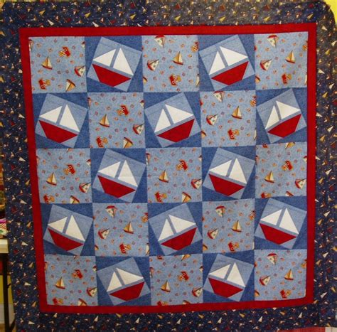 Sailboat Quilt by 1000 Images About Sailboat Quilt Ideas On Pinterest