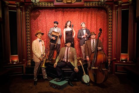 This music was heard in 3 places mainly. 'Swingaroos' brings swing style to new music at FST Cabaret