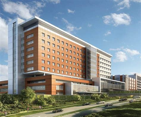 Mission Hospital's Advanced Medicine Building Expected to ...