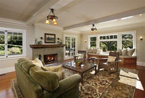 traditional craftsman homes modern craftsman interior design decor around the