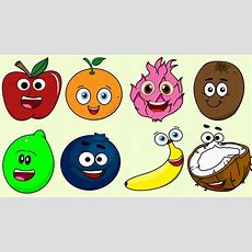 Fruit Colors Song Youtube