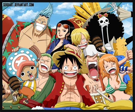 One Piece Strawhat Pirates Skins File