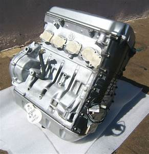 Bmw Motorcycle 2004 04 K1200 Gt Abs Motor Engine 33 701