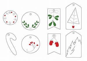 Geschenkanhänger Weihnachten Drucken : geschenkanh nger aus stoff anleitung und vorlage ~ Eleganceandgraceweddings.com Haus und Dekorationen