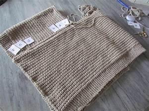 Modele De Tricotin Facile : je tricote un poncho facile ~ Melissatoandfro.com Idées de Décoration