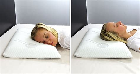 pillow for stomach sleepers sleeping slim the best thin pillows for stomach and back