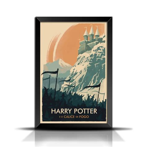 Críticas, horários de filmes na tv, sessões, filmes em cartaz. Quadro Poster Filme Harry Potter E o Cálice de Fogo 2 GF101 no Elo7 | Geek Store (CA93F4)