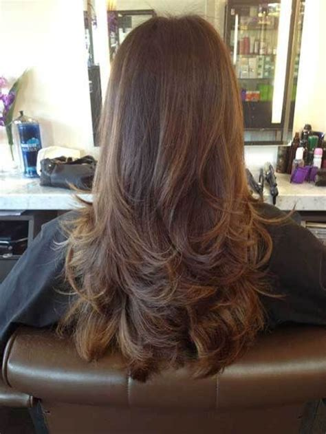 25 Chic Haircuts For Long Hair Long hair styles Long