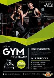 best fitness flyer ideas and images on bing find what you ll love