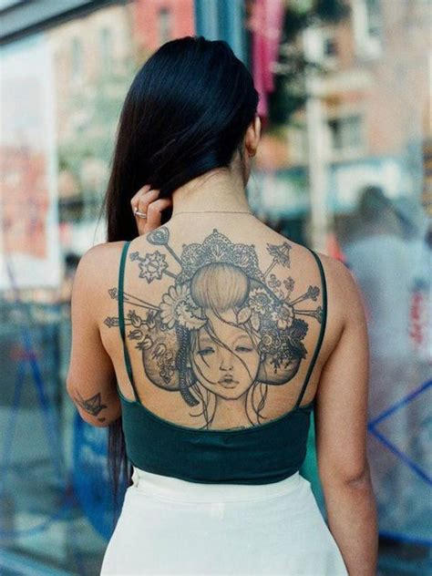 spiritual traditional japanese style tattoo meanings