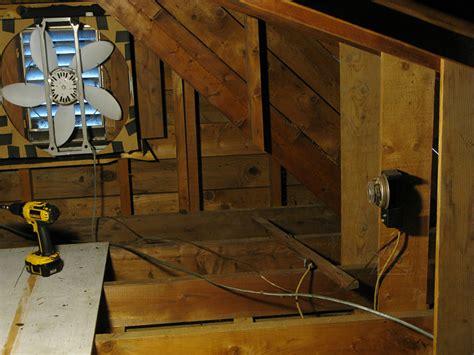 gable end attic exhaust fans house retrofit 09