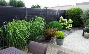 Amnagement Dun Jardin En Ville Et Clture Seven Garden